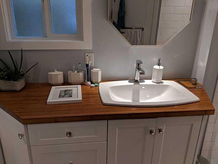 bathroom renovations esquimalt