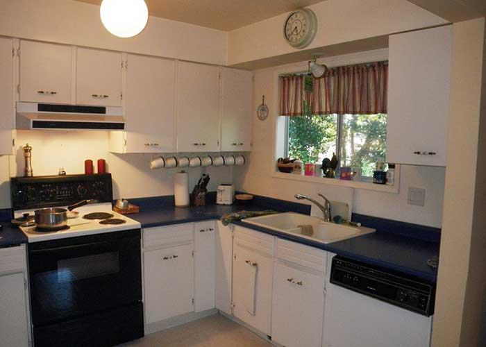 kitchen renovations saanich