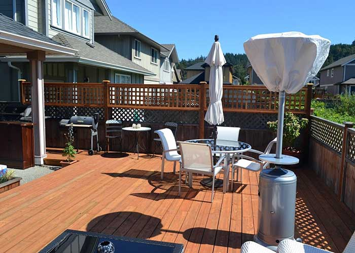 decks and patios victoria bc
