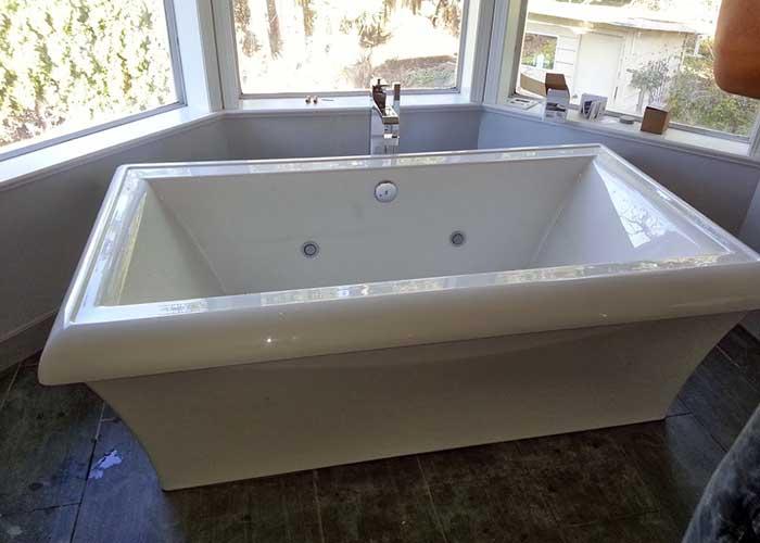 bathroom renovations langford