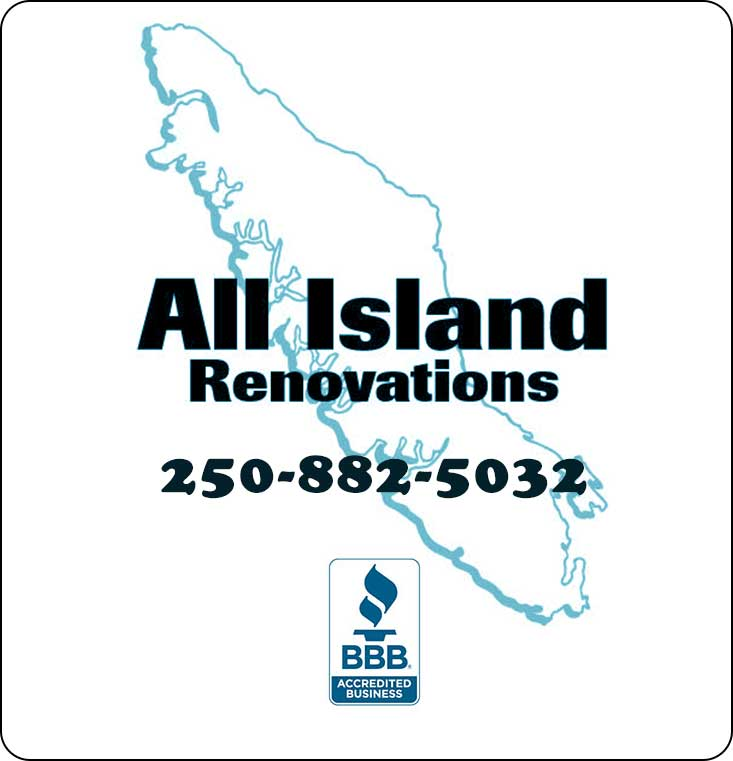allisland renovation Victoria